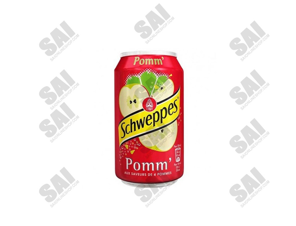 Schweppes - Pomme 33cl
