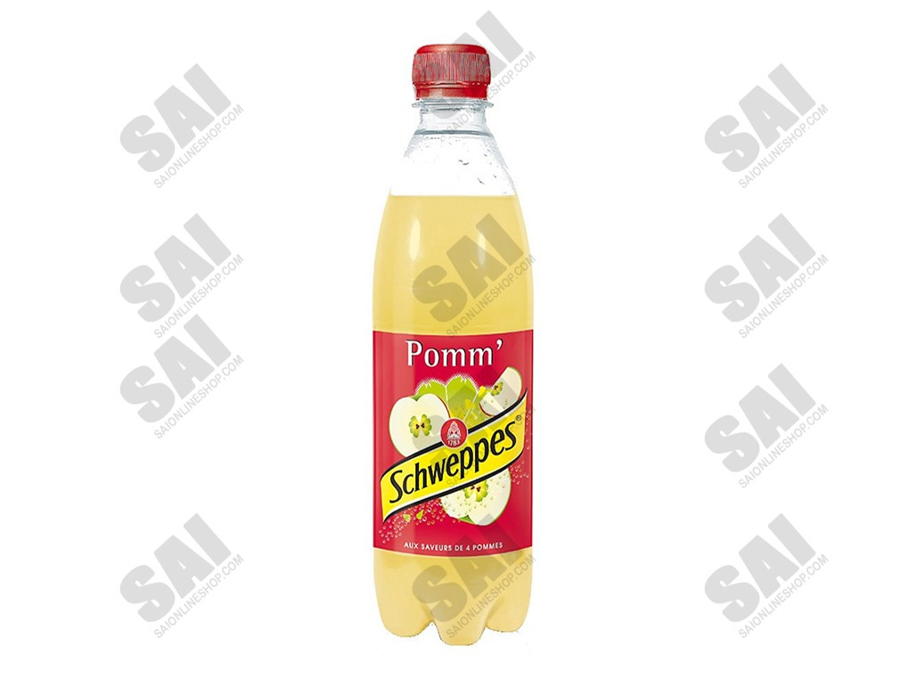 Schweppes - Pomme 50cl