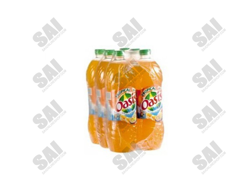 Oasis Tropical 50cl X 6