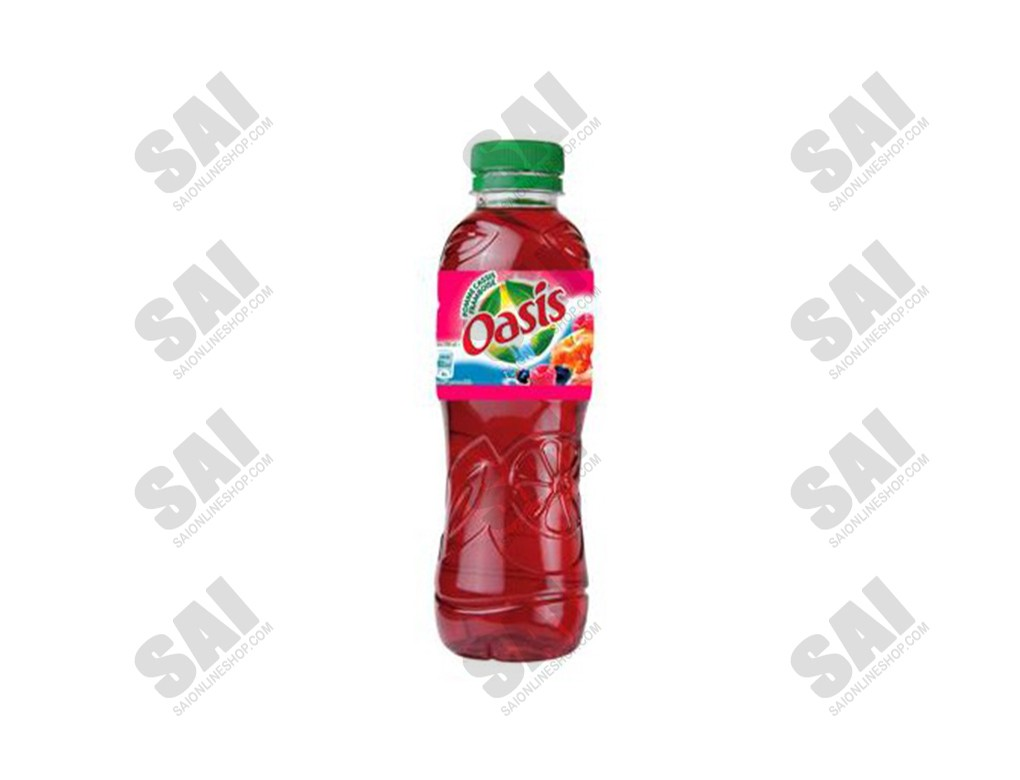 Oasis Pomme Cassise 50cl