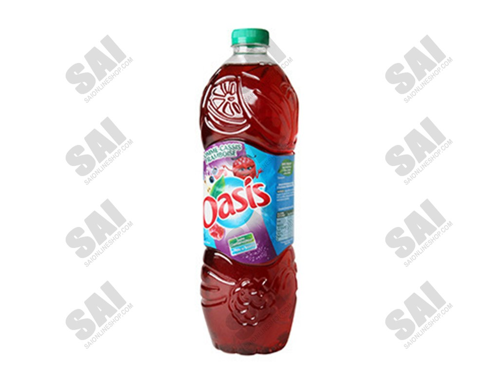 Oasis Pomme Cassise 1L