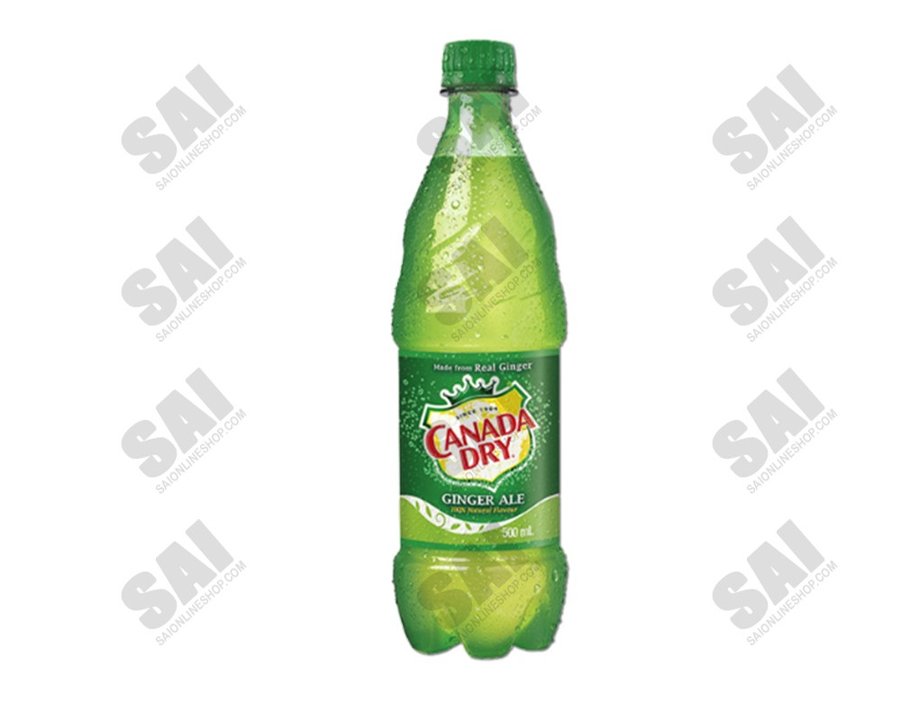 Canada Dry 50cl