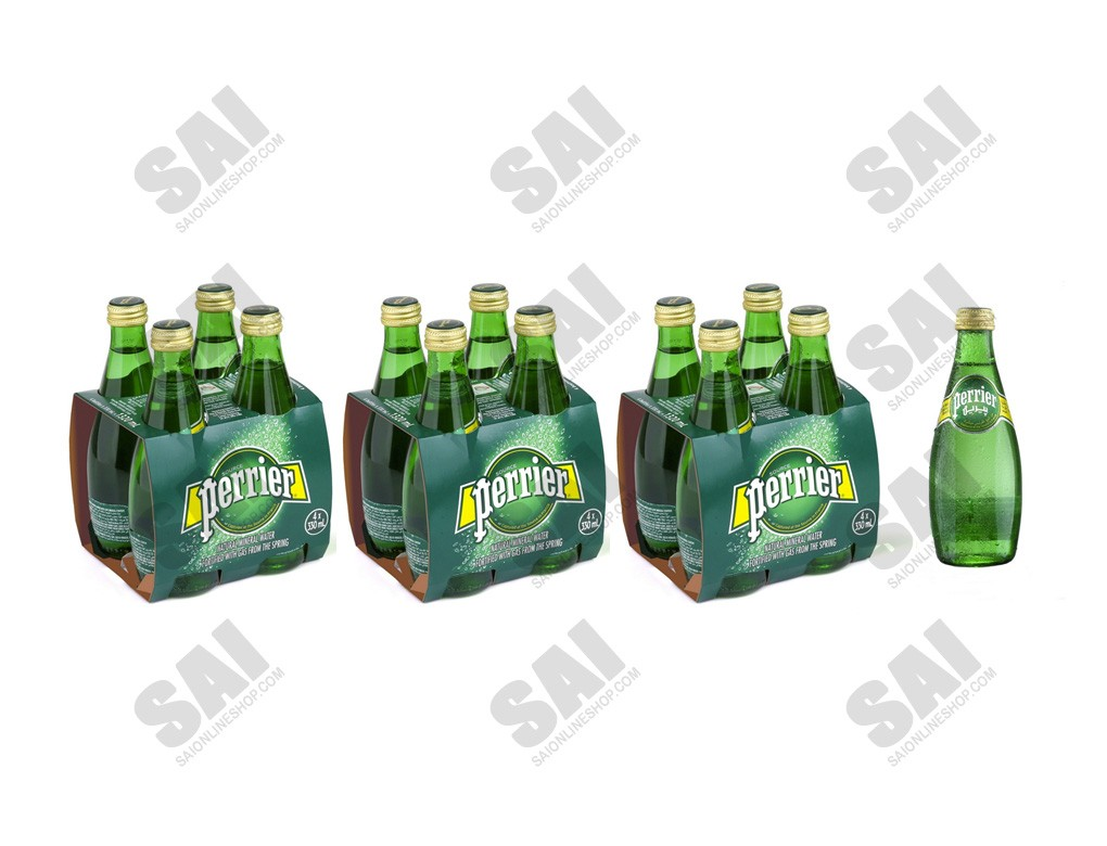 Perrier 33cl X 12