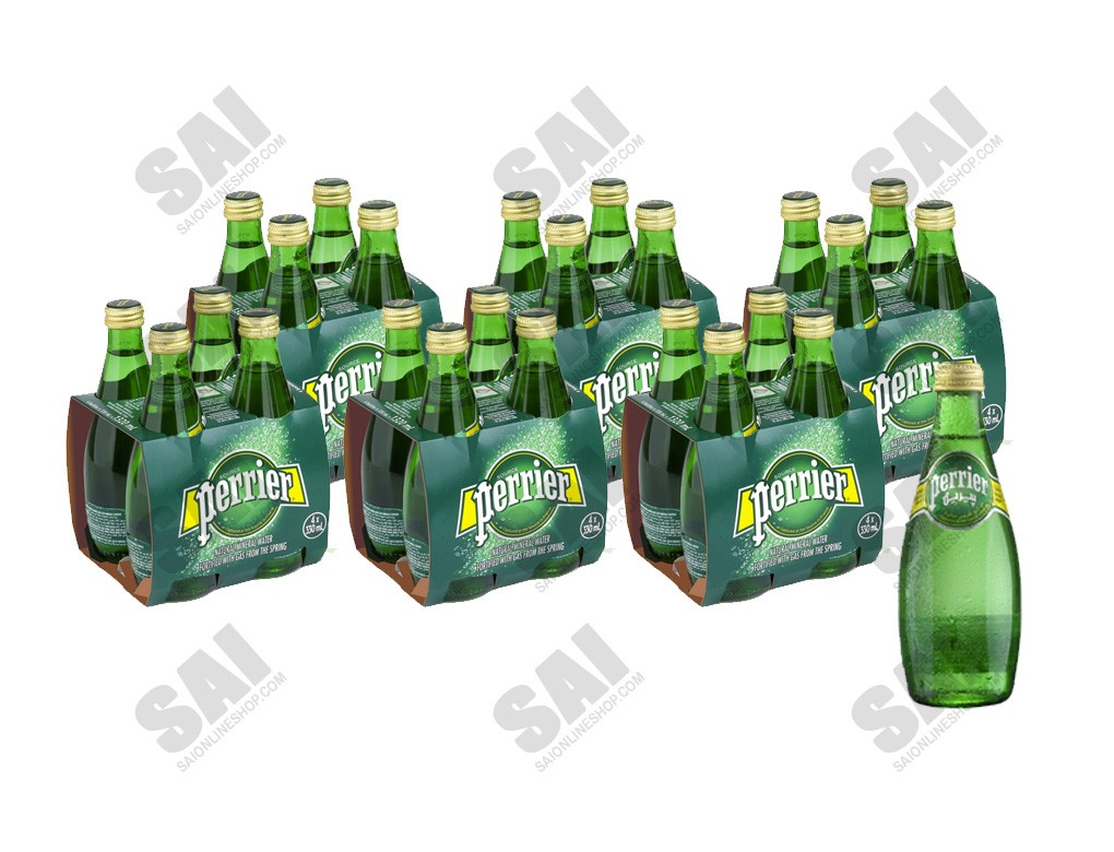 Perrier 33cl X 24